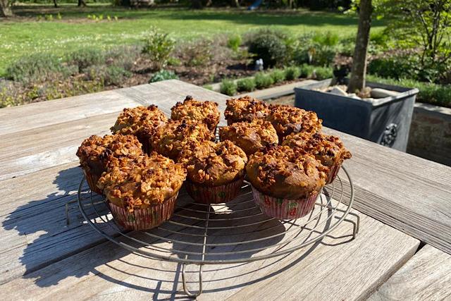 Annemie Home Made Muffins suikervrij