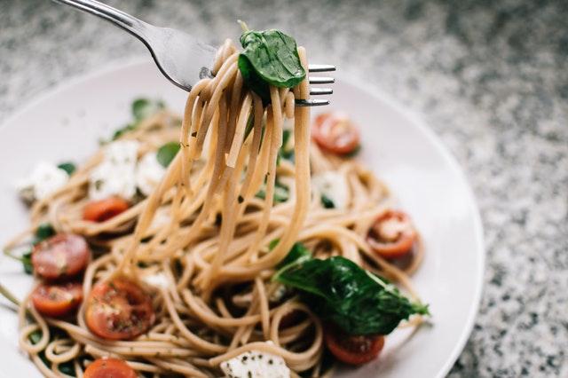 Spagetti kerstomaten gezond